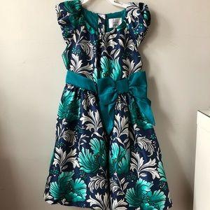 Gymboree sz 8 Floral Twirly Dress